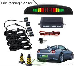 Wholesale BRAND Car Auto Parktronic LED Parking Sensor With 4 ... Backup Cameras For Sale Car Reverse Camera Online Brands Prices Rvs718520 System For Nissan Frontier Rear View Safety Rogue Racing 4415099202bs F150 Revolver Bumper With Back Upforward Assist Sensors Camera Wikipedia Hitchgate Solo Wiloffroadcom Camerasbackup City Bus Dvr Ltb01 Parking Up Aid The Ford Makes Backing Up A Trailer As Easy Turning Knob Wired What Are And How Do They Work Auto Styles
