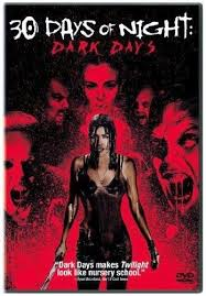 The Spare Comic 30 Days Of Night Remains Notable Mainly Watch Dark Is Not Fun And It Aggressively Bad Even By