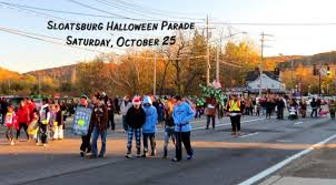 Nyack Halloween Parade 2014 Pictures by October 2014 Sloatsburg Village