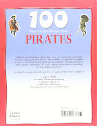 100 Things You Should Know About Pirates Andrew Langley
