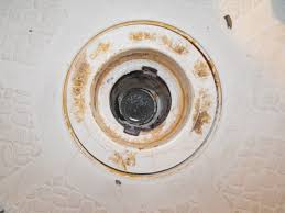 Bathtub Drain Leaking Through Ceiling by How To Fix A Leaky Shower Drain Part 8