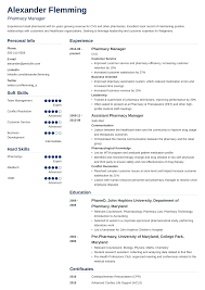 Sample Pharmacist Resume Template & Guide (20+ Examples & Skills) Free Pharmacist Cvrsum Mplate Example Cv Template Master 55 Pharmacist Resume Cover Letter Examples Wwwautoalbuminfo Clinical Samples Velvet Jobs Pharmacy Manager Sugarflesh Program Sample New Download Top 8 Compounding Resume Samples Retail Linkvnet Lovely Cv Awesome Detailed Doc 16 Unique Midlevel Technician Monstercom Accounting 23 Example Curriculum Vitae Mmdadco