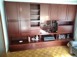 schrankwand wohnzimmer mahagoni eur 20 00 picclick de
