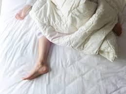 bei dieser raumtemperatur schläfst du im winter am besten