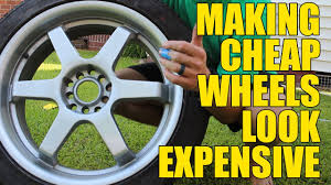 100 Cheap Rims For Trucks MAKING CHEAP WHEELS LOOK EXPENSIVE YouTube