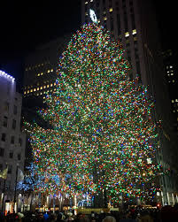 Rockefeller Christmas Tree Lighting 2017 by Rockefeller Tree Dwell Roam