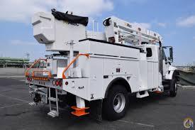 100 Bucket Truck Rental Rates 2010 International 7400 4x4 Altec TA55 60