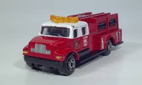 100 Model Fire Trucks Diecast Toy