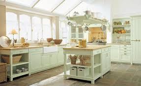 Mint Green In Kitchen Decoration