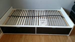 Ikea Flaxa Bed by Ikea Twin Beds Bedroom Ikea White Twin Bed Painted Wood Alarm