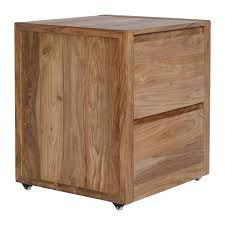 bureau en bois caisson bureau bois frais caisson de bureau traditionnel bois