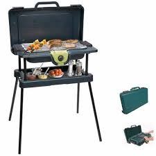 tefal bg703012 barbecue sur pied grill n pack grille fr