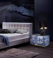 Blue Bedroom 10 Charming Navy Ideas Heritage Nightstand Master Design