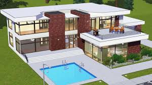 100 Contemporary Home Designs Photos Sims House Style New Design Small Roof