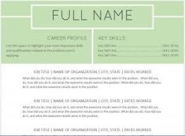 Is It Appropriate To Use Color In A Resume