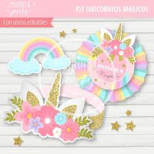 Imagenes Para Colorear De Unicornios