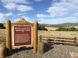 Pecos National Historical Park New Mexico Civil War Southwest