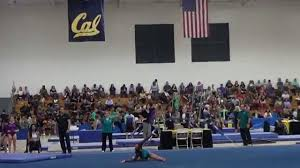 Dominique Moceanu Floor Routine by Victoria Salem Level 10 2015 Norcal State Championship Floor