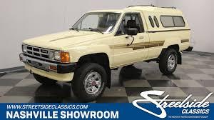 100 Toyota Pickup Trucks For Sale 1986 SR5 4X4 For Sale 109892 MCG