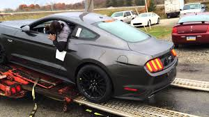 2015 Mustang Delivery! Startup Exhaust Sound Off The Truck! - YouTube Confirmed 2018 Shelby Gt350 Mustang Ford Authority Global Truck War Ranger Vs Chevy Colorado Concept The A 2012 Gt Running Gear Dguised In 1964 F100 Meet The Super Snake And F150 Work Truck Faest Street Mustang In World Youtube Wrecked Lives On As Custom Rat Rod Ford Mustang V6 Velgen Wheels Vmb9 Matte Gunmetal 20x9 20x10 Inside Fords New 475hp Bullitt Pickup Edge St Motoring World Usa Takes 3 Awards At Sema With Hottest Watch Ram Truckbased 4x4 Hit By After Driver Polishes It During Traffic Stop