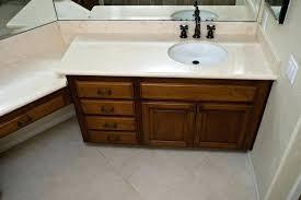 bathroom sink cabinet combo floating vanity all wood bathroom