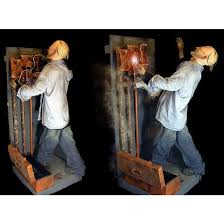 Homemade Animatronic Halloween Props by Free Haunted House Prop Ideas Electrocuted Man Animatronic