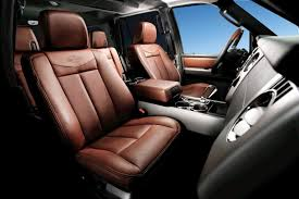 2011 Ford Expedition King Ranch Interior Picture Pic Image