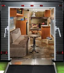 5th Wheel Campers With Bunk Beds by Outdoor Sanctuary Wolf Pup 17rp By Cherokee Www Trailerlife Com