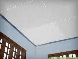 Scraping Popcorn Ceiling Off by How To Remove A Popcorn Ceiling 12 Steps With Pictures