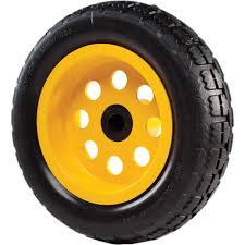 MultiCart No-Flat Rear Wheel (10 X 3