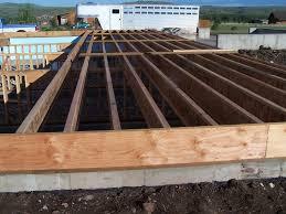 Floor Joist Spans For Decks by Deck Joist Spacing Radnor Decoration
