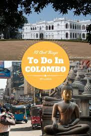 Would You Like To See The Capital Colombo Or Skip It And Head Right Beach Which Of These 10 Things