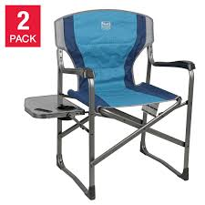Timber Ridge Folding Director's Chair, 2-pack