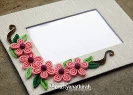 Craftyanathirah Simply Handmade Frames