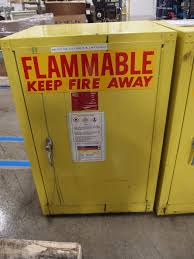 Flammable Safety Cabinets Used by Used Flammable Storage Cabinet Edgarpoe Net