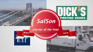 100 Sal Son Trucking Dedicated Fleet Services Logistics YouTube