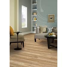 Gunstock Oak Hardwood Flooring Home Depot by Home Legend Wire Brushed Windcrest Oak 3 8 In T X 5 In W X