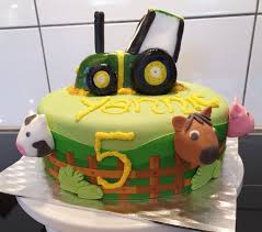 traktor torten mirj s cake paradies