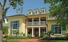 A British West Indies Style Custom Luxury Home