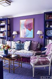 Brown And Aqua Living Room Pictures by 21 Best Purple Rooms U0026 Walls Ideas For Decorating With Purple