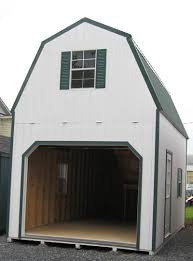 10x12 Barn Shed Kit by Two Story Storage Sheds Fast Online Ordering 24 7 Alan U0027s