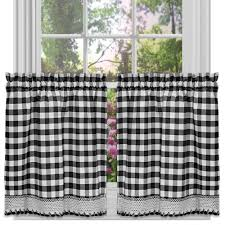 Curtain Grommet Kit Home Depot by Home Decorators Collection Semi Opaque Black Cotton Duck Grommet