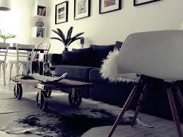 livingroom im industrie look couchtisch wohnzimmer