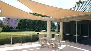 Awning Sail Shade Tension Types Of Structures And Shades Over ... Retracting Awning Retractable Awnings Motorized Or Manual Cheap Window Outdoor For Windows Permanent Full Sail Shade Sleek And Modern Fabric Sails Magical Garden Shoreline Patio Inc Chrissmith House Awnings Retractable Incfixedframe Incretractable Home Pasadena Md Trim