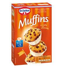 dr oetker muffins backmischung 370g