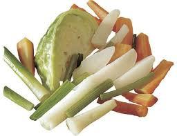 légumes pour pot au feu 1 kg environ pomona livré par toupargel fr
