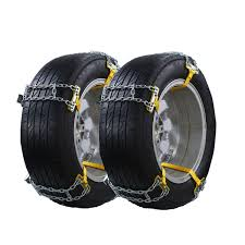 2017 New Generation Car Snow Tire Chains ! Fit For Car/SUV/Truck ...