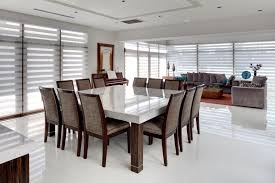 Dining Room 12 Seat Square Table On With Best