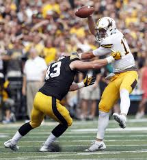 Pumpkin Patch Iowa City by Quarterback Josh Allen Seeks Signature Win Over Oregon Ducks With