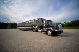100 Wilson Trucking Company About RC Moore Serving The East Coast From Maine To